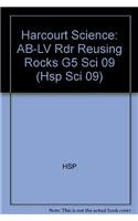 Harcourt School Publishers Science: Ab-Lv Rdr Reusing: HARCOURT SCHOOL PUBLISHERS