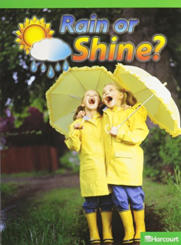 9780153625435: Science Leveled Readers: Above-Level Reader 5-pack Level M-N Rain or Shine?