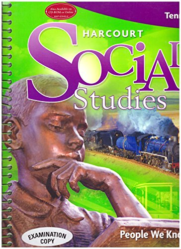 Social Studies, Grade 2, People We Know: Tennessee Teacher's Edition (2009 Copyright): Staff