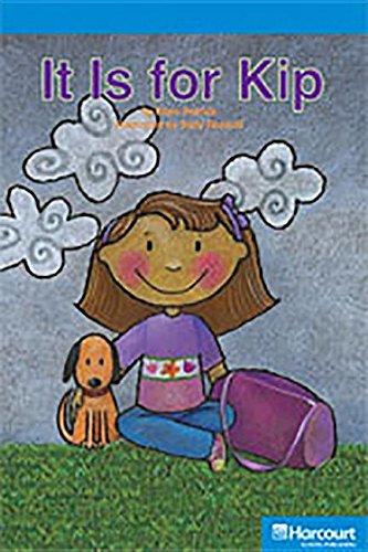 9780153627750: Storytown: Readers Teacher's Guide On-Level It is for Kip