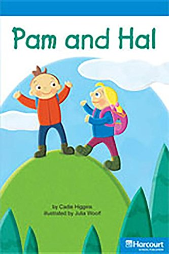 9780153627927: Storytown: Readers Teacher's Guide On-Level Pam and Hal