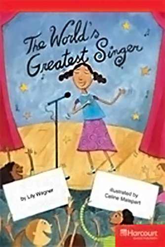 9780153631405: Storytown: Readers Teacher's Guide Below-Level World's Greatest Singer