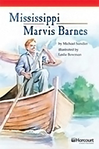 9780153631658: Storytown: Readers Teacher's Guide Below-Level Mississippi Marvis Barnes