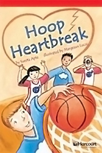 9780153631894: Storytown: Readers Teacher's Guide Below-Level Hoop Heartbreak