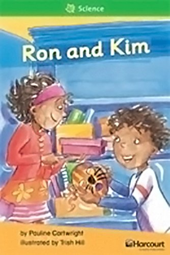 9780153634147: Ron and Kim Above Level Reader Grade 1: Teacher's Guide (Storytown)