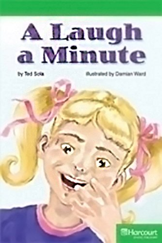 9780153635014: A Laugh a Minute Above Level Reader Grade 4: Teacher's Guide (Storytown)
