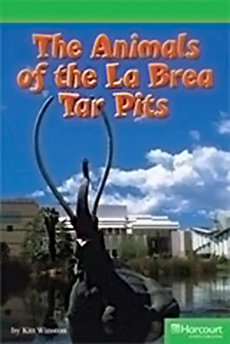9780153635267: Storytown: Readers Teacher's Guide Above-Level The Animals of the La Brea Tar Pits