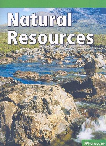 9780153636400: Science Leveled Readers: Above-Level Reader Grade K Natural Resources