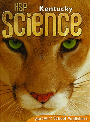 9780153638602: Harcourt School Publishers Science Kentucky: Student Edition Grade 5 2009