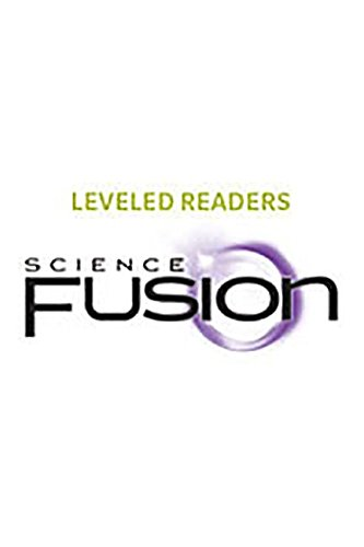9780153642616: ScienceFusion Leveled Readers: Below-Level Reader Teacher's Guide (Set of 1) Grade K