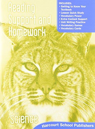 Harcourt School Publishers Georgia Hsp Science AbeBooks