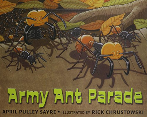 9780153651199: Storytown: Challenge Trade Book Story 2008 Grade 2 Army Ant Parade