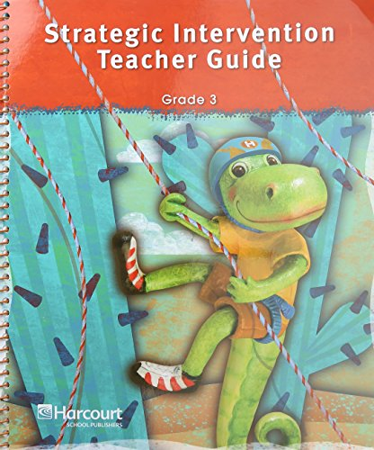 9780153654800: Storytown: Strategic Intervention Resource Kit Grade 3