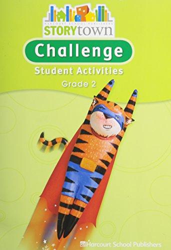 9780153656101: Storytown: Challenge Student Activities  Grade 2