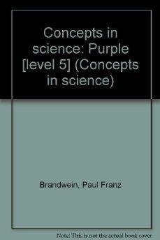 9780153658983: Concepts in science: Purple [level 5]