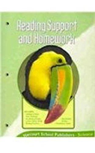 Harcourt Science: Reading Support & Homework Teacher's Edition Grade 3: HARCOURT SCHOOL ...