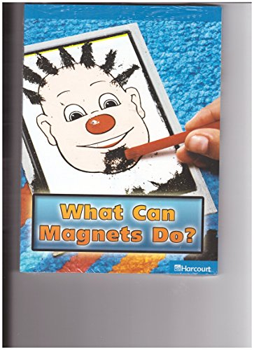 9780153666223: What Can Magnets Do? On-Level Reader 5pk: Houghton Mifflin Harcourt Science (Hm Science 2006)