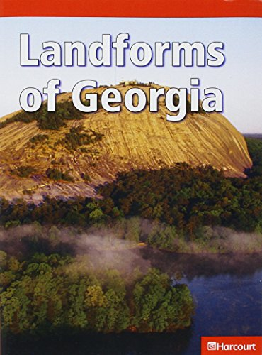 Harcourt School Publishers Science Georgia: Ga Blw-Lv: HARCOURT SCHOOL PUBLISHERS