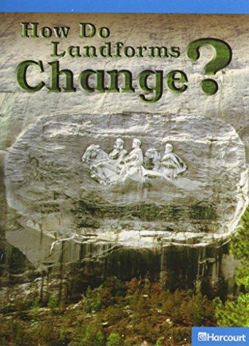 How Landforms Change On Level Reader Grade