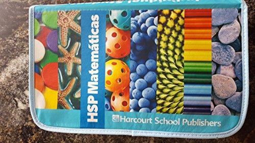 Math Student Manipulative Kit Grade 1-2, Math: HARCOURT SCHOOL PUBLISHERS