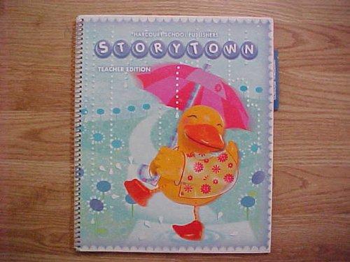 9780153671852: Storytown: Teacher Edition 2008