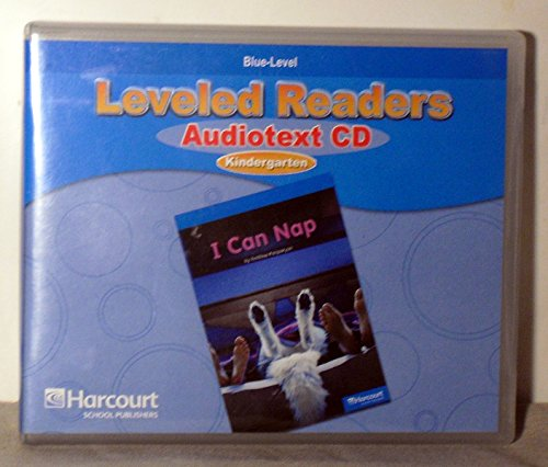 9780153675522: Storytown: Blue Level Audiotext CD Collection Grade K