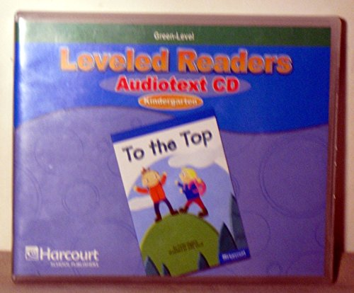 9780153675539: Storytown: Green Level Audiotext CD Collection Grade K
