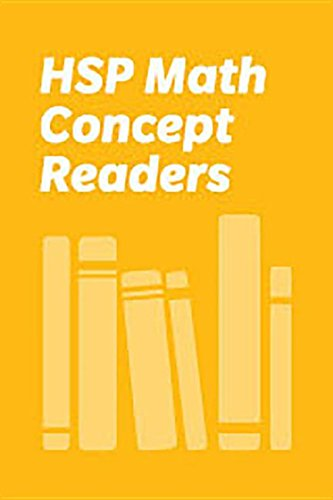 9780153678196: HSP Math Concept Readers: Advanced-Level Reader 5-pack Grade 3 Surprising Solids