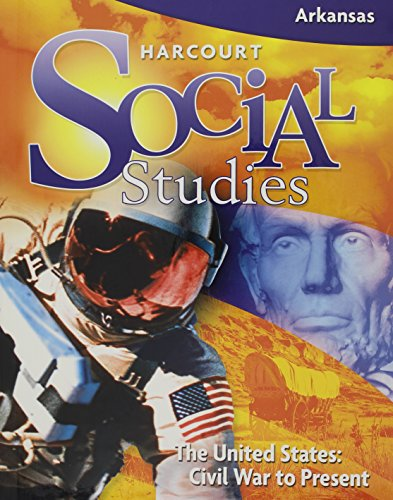 Harcourt Social Studies- The United States: Civil War to Present: School, Harcourt