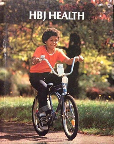 HBJ Health 2nd Grade Red