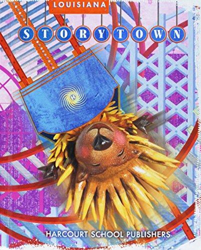 9780153698538: Harcourt School Publishers Storytown Louisiana: La Se Twists&Turns Level 3-1 Grade 3 2008