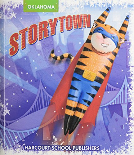 9780153698644: Harcourt School Publishers Storytown Oklahoma: Student Edition Blast Off! Level 2-2 Grade 2 2008