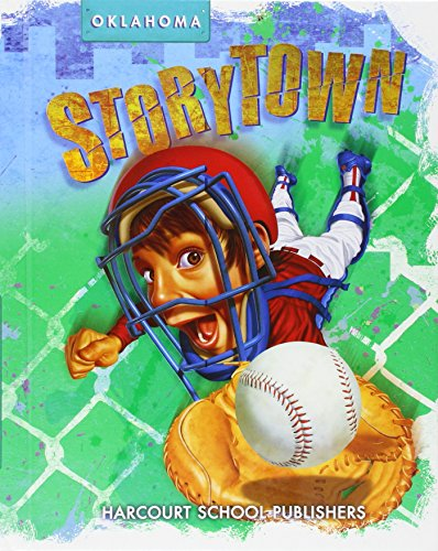 9780153698675: Harcourt School Publishers Storytown Oklahoma: Student Edition Winning Catch Grade 4 2008