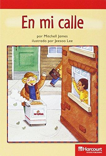9780153713910: Villa Cuentos: Below Level Reader 5-pack Grade 1 En mi calle (Spanish Edition)