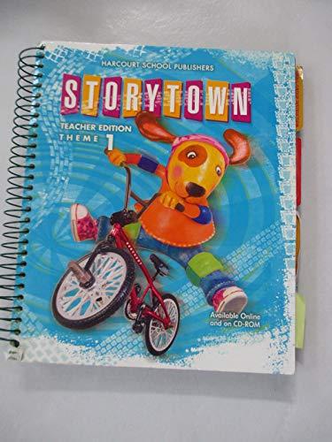 9780153721250: Storytown, Grade 2, Theme 1, Level 2-1, Teacher Edition