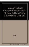 9780153724879: HSP Math, Grade 3