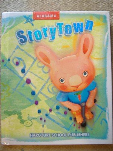 9780153727887: Harcourt School Publishers Storytown Alabama: Student Edition Spring Forward Level 1-1 Grade 1 2008