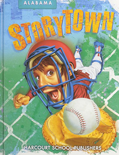 9780153727979: Harcourt School Publishers Storytown Alabama: Student Edition Winning Catch Grade 4 2008
