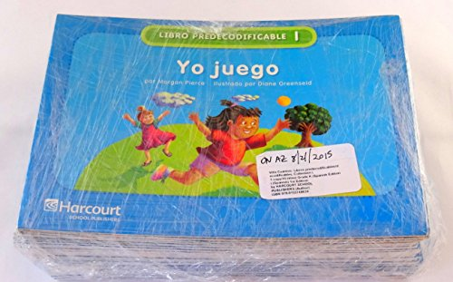 9780153748639: Villa Cuentos: Libros predecodificables/decodificables, Collection (1 copy/45 titles) Grade K (Spanish Edition)