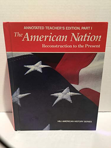 The American Nation : Reconstruction to the: Lewis Paul Todd;