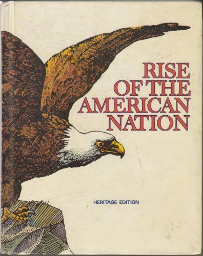 Rise of the American Nation: Todd, Lewis Paul,