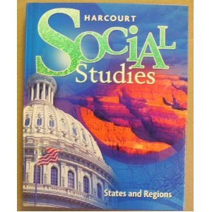 9780153809385: Harcourt Social Studies Wisconsin: Wi Se Sts&Regns 2009