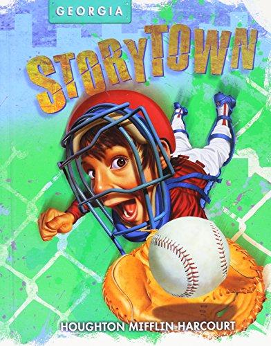 9780153816017: Harcourt School Publishers Storytown Georgia: Se Winning Catch Grade 4 2008