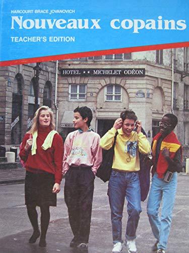 NOVEAUX COPIANS - TEACHER'S EDTION: KENNEDY, DORA, KATHLEEN