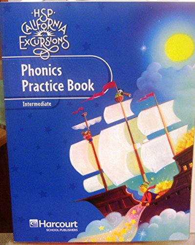 9780153830082: Harcourt School Publishers Storytown: Phonics Practice Book Student Edition Intermediate Excursions 10 Grade 4