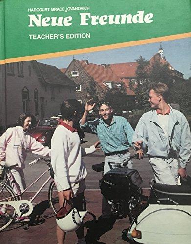 9780153835018: Neue Freunde: Level 1, Teacher's Edition