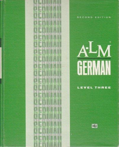 A-LM German (Level Three): George Winkler