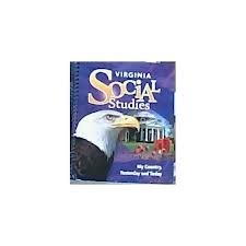 9780153843549: Virginia Social Studies My Country, Yesterday and Today