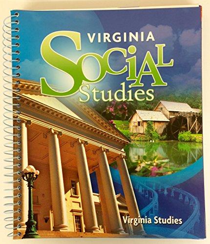 9780153843587: Virginia Social Studies: Virginia Studies