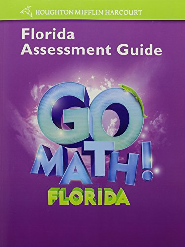 9780153853180: Houghton Mifflin Harcourt Math Florida: Assessment Guide Grade 3